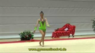 Anna Lisa Geberovitch (GER) - Junior 28 - Luxembourg Cup 2015