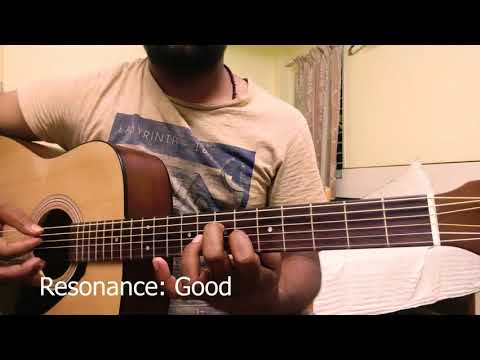 Quick Review : Yamaha F280 | Budget Acoustic Guitar | Value For Money | Guitar For Beginners