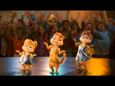 Leave Love Alone -Chipettes