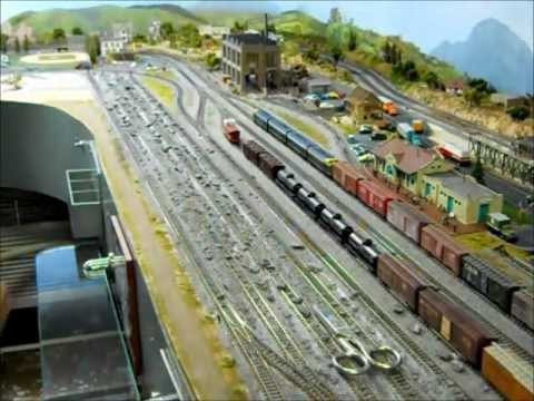 Changing A Kato Unitrack Yard On The N Scale Actrr