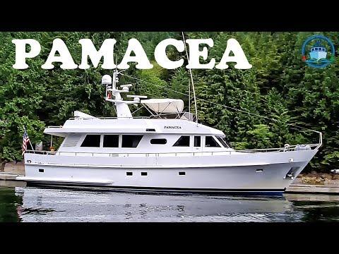 Luxury Motor Yacht for Sale - Moonen 65 - PAMACEA - (No longer for sale by JMYS)