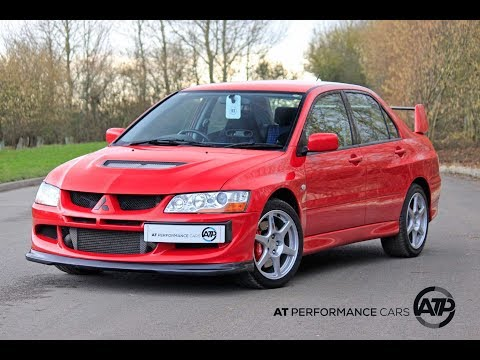 2004 Mitsubishi Evolution VIII 360 BHP | AT Performance Cars