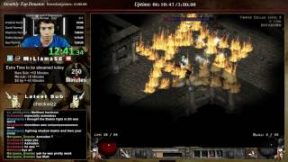 Diablo 2 - Norm Any% Sorc Speedrun - Getting back at it!