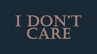 Смотреть клип Стас Шуринс - I Don'T Care