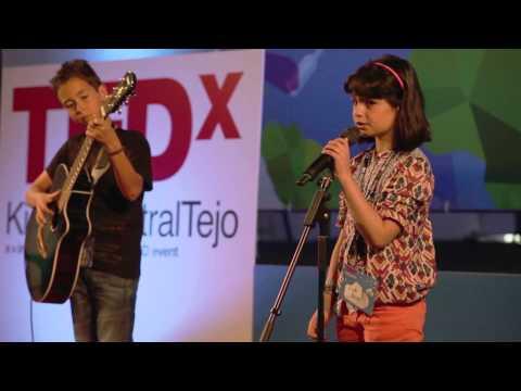 Ao Luar   Filipa e Pedro    TEDxKids@CentralTejo