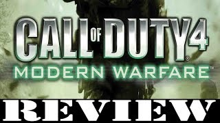 PC GAME REVIEW: Call of Duty 4: Modern Warfare