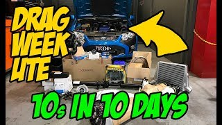 Drag Week FPV Ute - 10s In 10 Days