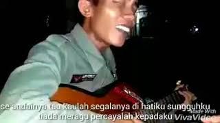 Sungguh Merdu Pengamen Bersuara Berlian Hanya Satu Cover Lagu Malaysia