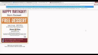 видео 99 restaurant coupons