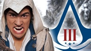 Repeat youtube video ULTIMATE ASSASSIN'S CREED 3 SONG [Music Video]