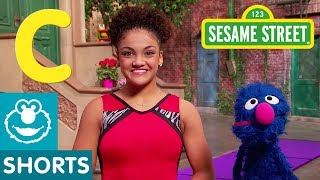 Sesame Street: C is for Counting with Laurie Hernandez