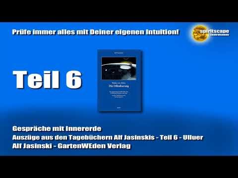Gespräche mit Innererde - Teil 6 - Ulluer (Alf & Christa Jasinski)