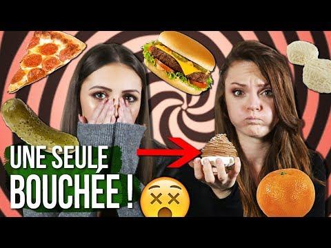 ONE BITE CHALLENGE ! avec Perfect Honesty et Sophie Riche