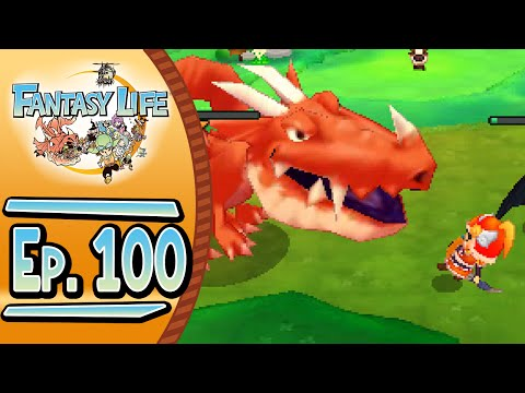 Fantasy Life :: # 100 :: Slaying the Napdragon!!!