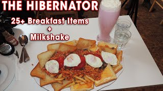 Massive Hibernator Breakfast Challenge at Bear Grills | Randy Santel