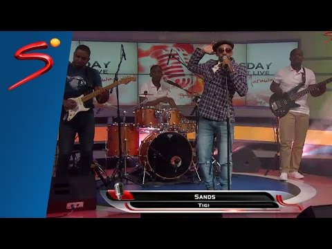 Sands - 'Tigi'