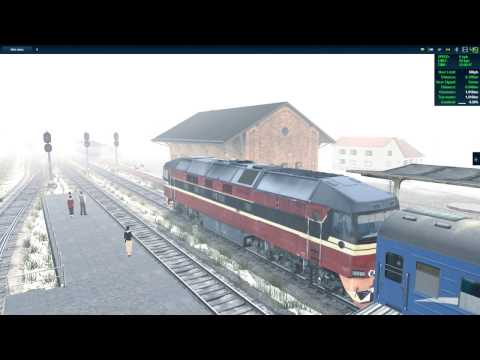 Trainz A New Era-winter