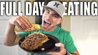 Video FULL DAY OF EATING | My New Cutting Diet download MP3, 3GP, MP4, WEBM, AVI, FLV Juli 2018