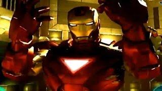 Iron Man 2 (XBOX 360) Brute Force achievement .