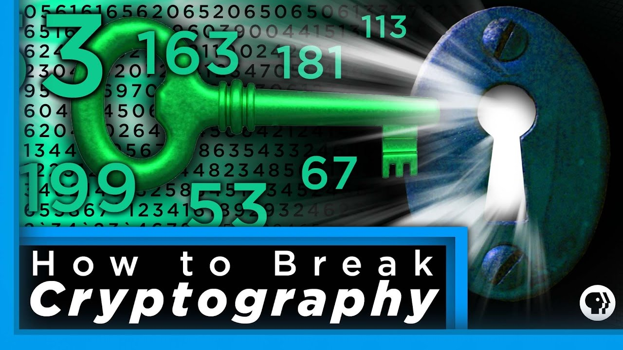 How to Break Cryptography | Infinite Series