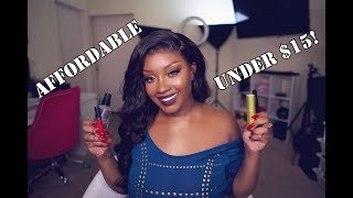 My Top Beauty Products Under $15!  | Makeupd0ll
