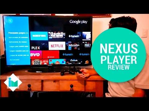 Google Nexus Player - Review en español (Parte 2)