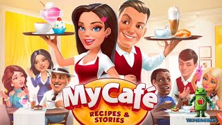 My Cafe Gameplay | Mobile | No Commentary