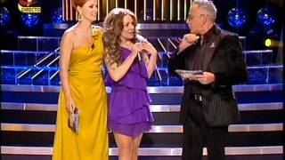 Carla Andrino (Daniela Mercury) - A Tua Cara Não Me É Estranha (TVI)
