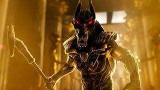 Clip Anubis VS Horus (Dioses de Egipto) HD 1080p