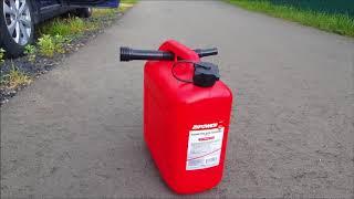 ✔️Канистра для топлива в которую нельзя залить бензин.💥