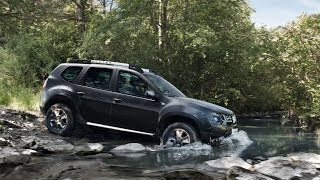 2013 Renault Dacia Duster First Drive Review
