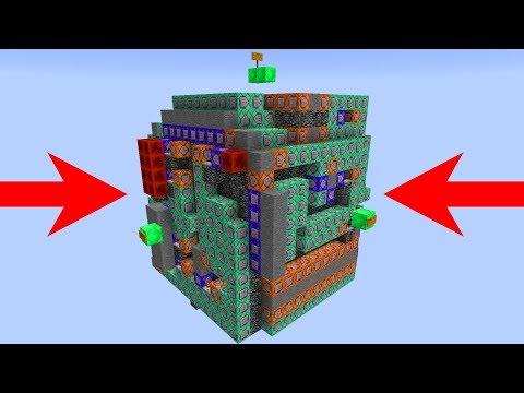 Видео: ⭐️Вся карта внутри куба! Клаустрофобам вход ЗАПРЕЩЕН!