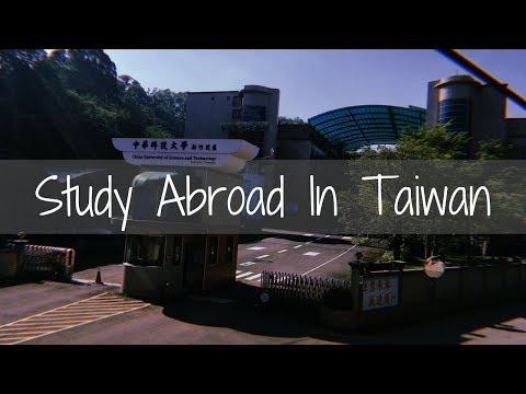 Study Abroad In Taiwan 2018