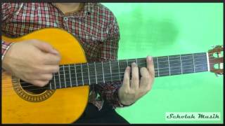 Sayang - Via Vallen - Tutorial Gitar