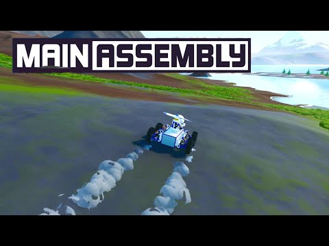 "17 Minutes of ""Main Assembly"" Sandbox Gameplay! 