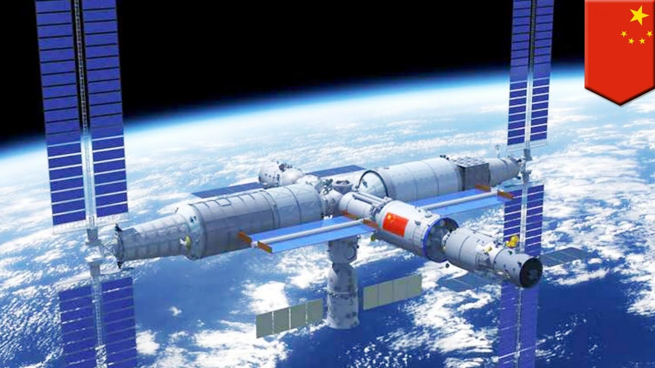 China's developing a new space station - TomoNews - YouTube