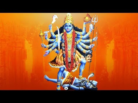 Goddess Kali Powerful Mantras – Friday Mantras To Remove Fear & Negative Energy – Must Listen