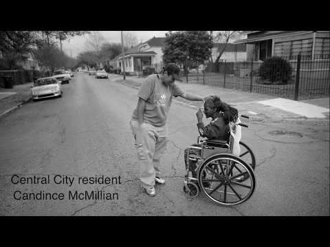 Central City, New Orleans: Through the eyes of neighborhood resident Candince McMillian
