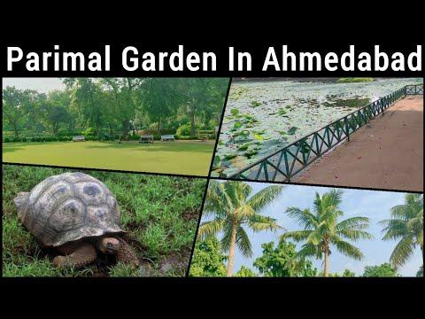 Parimal Garden In Ahmedabad |