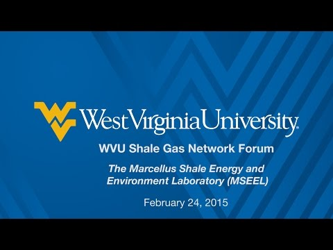 Shale Gas: The Marcellus Shale Energy and Environment Laboratory