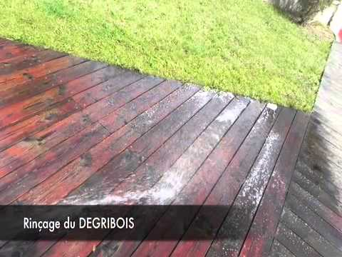 produits pour le traitement et protection terrasse en bois youtube. Black Bedroom Furniture Sets. Home Design Ideas