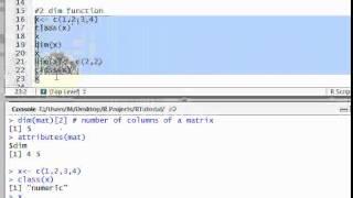 R - 4 Möglichkeiten, um eine MATRIX zu erstellen