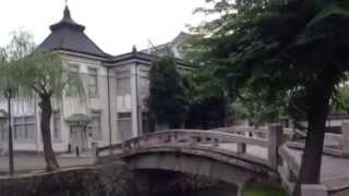 岡山県倉敷市の白壁の街でロケをした場所を撮影してきました。 佐藤健、...