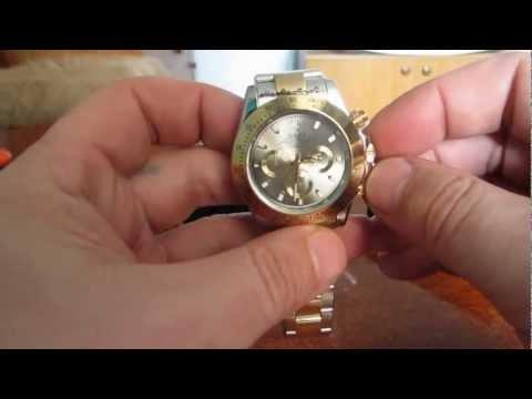 значит свои часы rolex daytona как отличить подделку вообще