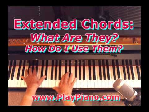 Extended Chords: What Are They & How Do They Work? - YouTube