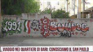 Viaggio alla scoperta dei quartieri di Bari: storia, usanze e tifo....