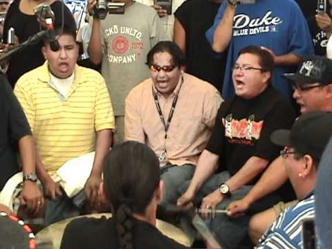 Northern Cree Pow Wow Music Inter Tribal Native American Post Falls Julymush Youtube