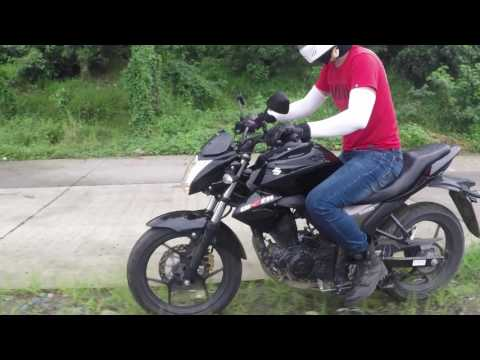 WATCH!! Suzuki Gixxer 150 hands on review