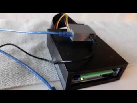 Arduino Amiga Floppy Disk Reader/Writer (V2.2)