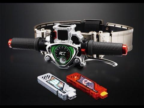 Kamen Rider CSM Accel Driver VS DX Comparision Review